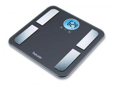 ЕЛЕКТРОНЕН КАНТАР BF 195 измерва теглото и индекс на телесна мазнина