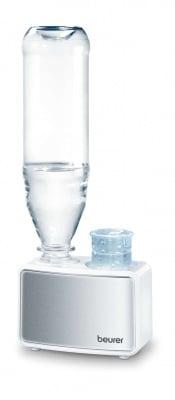 МИНИ ОВЛАЖНИТЕЛ ЗА ВЪЗДУХ LB 12 с автоматично изключване след изпразване на бутилката