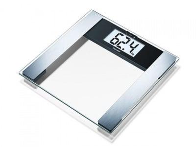 ЕЛЕКТРОННА СТЪКЛЕНА ВЕЗНА BG 17 до 150 кг