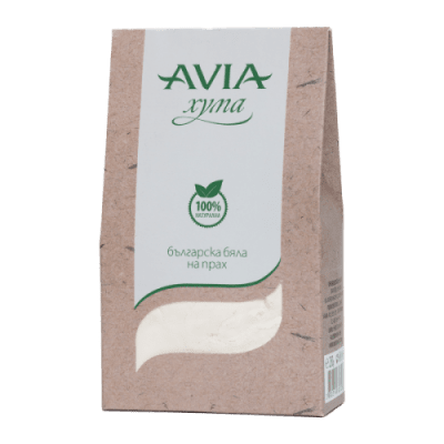 АВИА БЯЛА ХУМА -помага при косопад и подсичане -  250 гр., BREDIS LTD
