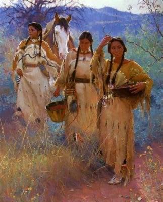 Билки и пчелни продукти – древните лечнителски отвари използвани от Индианските племена
