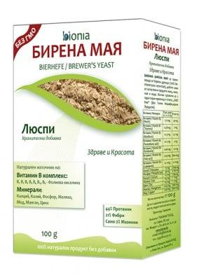 БИРЕНА МАЯ ЛЮСПИ 100 гр.