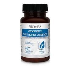 ХОРМОНАЛЕН БАЛАНС - хормонална подкрепа по време на менопауза - таблетки  х 60, BIOVEA