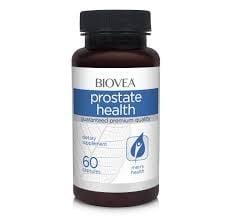 ЗДРАВА ПРОСТАТА - ограничава нарастването на простатата - капсули х 60, BIOVEA