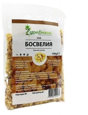 БОСВЕЛИЯ КЛЕЙ 100 гр. ЗДРАВНИЦА