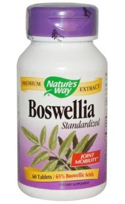 БОСВЕЛИЯ - заздравява ставите и подобрява подвижността - таблетки 310 мг. х 60, NATURE'S WAY