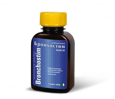 БРОНХОСТИМ - при всички възпаления на дихателния тракт * 120табл., ТОШКОВ