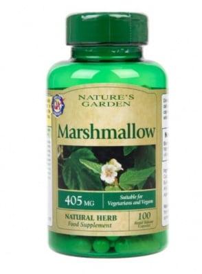 БЯЛА РУЖА 405 мг - подкрепа за отделителната система * 100 капсули
