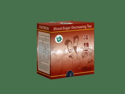 ЧАЙ КИТАЙСКИ ЗА КРЪВНА ЗАХАР - за намаляване нивата на кръвната захар -  х 30 броя филтърни пакетчета, TNT 21