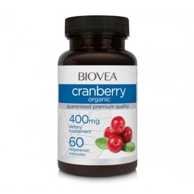 ЧЕРВЕНА БОРОВИНКА ОРГАНИК - подобрява здравето на пикочните пътища - таблетки 400 мг. х 60, BIOVEA