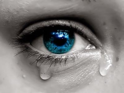 Лечебната сила на сълзите