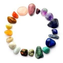 Цветове и цветни камъни