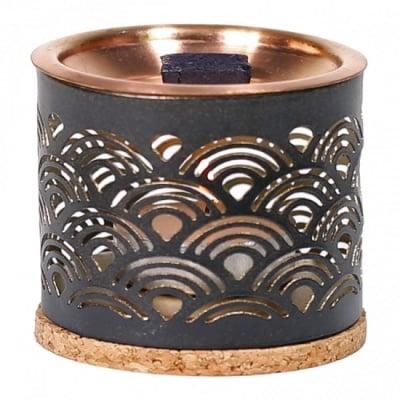 Дифузер за ароматни плочки Aromafume - със символ Дъга
