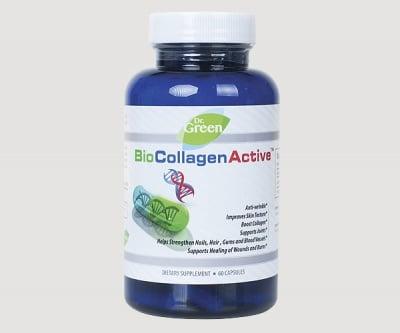 БИО КОЛАГЕН АКТИВ - за възстановяване на сухожилията и ставните връзки - капсули х 60, DR. GREEN
