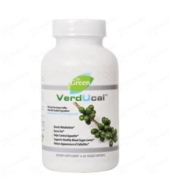 ВЕРДУКАЛ - подпомага контрола над апетита - капсули х 60, DR. GREEN