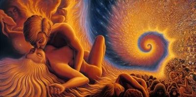 Какво представлява духовния секс?