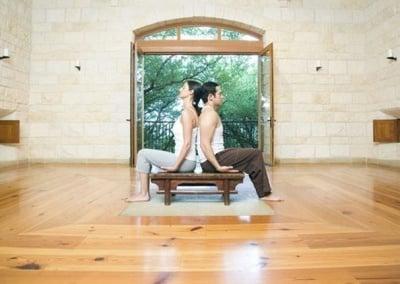 Дзен йога за двойки