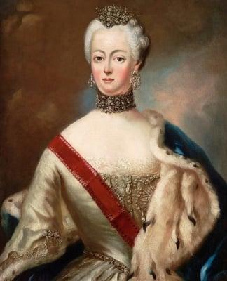 Странната колекция от предмети, мебели и декорации със сексуални послания на Екатерина Велика