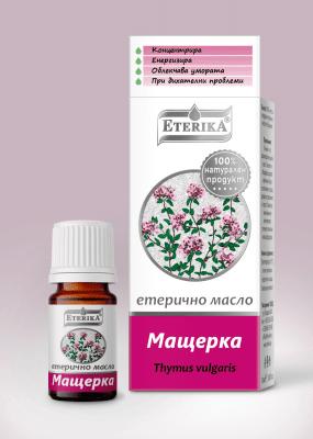 ЕТЕРИЧНО МАСЛО ОТ МАЩЕРКА - 5 мл.
