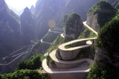 Най-странните и екстремни пътища в света