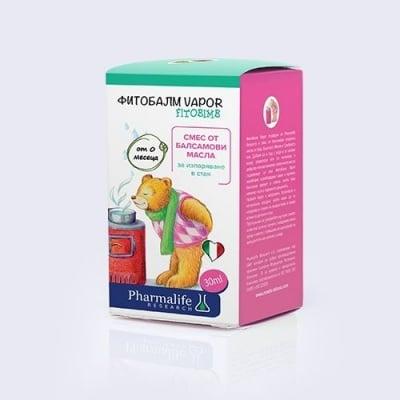 ФИТОБАЛМ ФИТОБИМБИ VAPOR смес за изпаряване, подпомага дишането 30 мл.