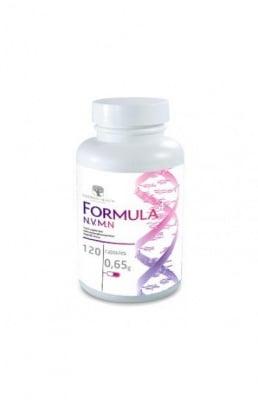 ФОРМУЛА 4 N.V.M.N. - витаминен комплекс обогатен с таурин и липоева киселина - капсули 0,65 гр. х 120, SIBERIAN HEALTH