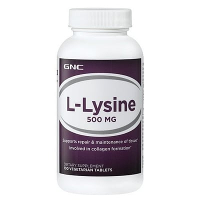 L - ЛИЗИН 500 мг. * 100 таблетки