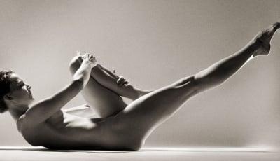 Гола аеробик йога