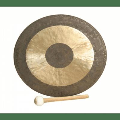Гонг със чукче. Лечебен Chao Gong. Размери 45 см.
