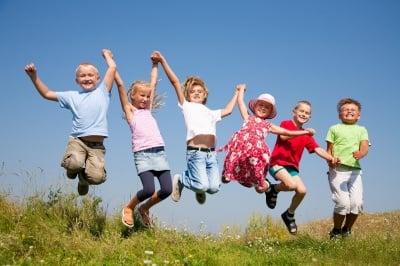 Научете децата си от малки как да използват Закона на привличането