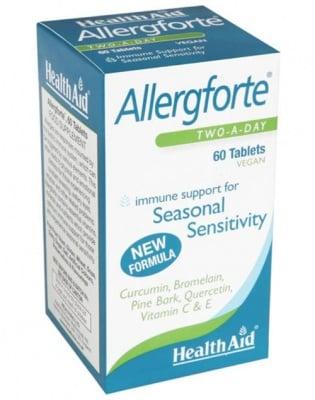 АЛЕРДЖИ ФОРТЕ - подпомага имунната система - 60 таблетки