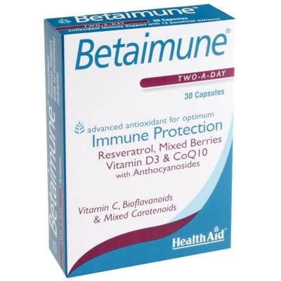 БЕТАИМУН - осигурява необходимата имунна подкрепа - 30 капсули