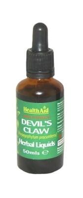 ДЯВОЛСКИ НОКЪТ ЕКСТРАКТ - притежава естествени обезболяващи и противовъзпалителни свойства - 50 мл., HEALTH AID