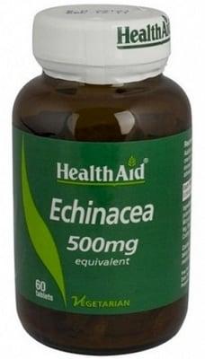 ЕХИНАЦЕЯ - укрепва имунната система - 500 мг. - 60 таблетки