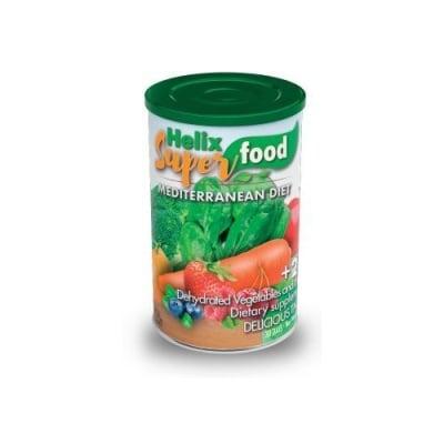 ХЕЛИКС СУПЕР ФУУД - хранителна добавка за добро здраве, 150 гр.