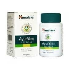 АЮРСЛИМ – контролира теглото и намалява телесните мазнини – капсули х 60, THE HIMALAYA DRUG CO