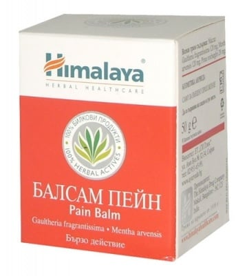 БАЛСАМ ПЕЙН 50 гр., THE HIMALAYA DRUG CO