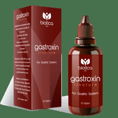 ГАСТРОКСИН тинктура при заболявания на храносмилателната система100 мл.,MEGASMART BULGARIA