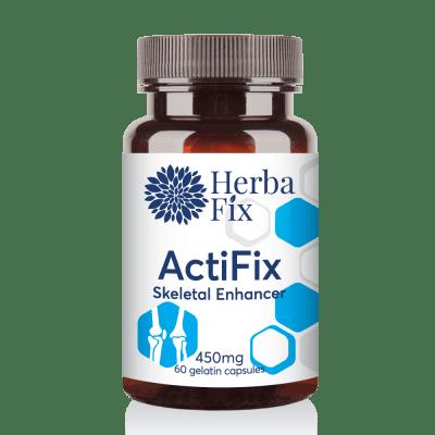 АКТИФИКС подсилва, подхранва и възстановява ставния хрущял * 60 капсули