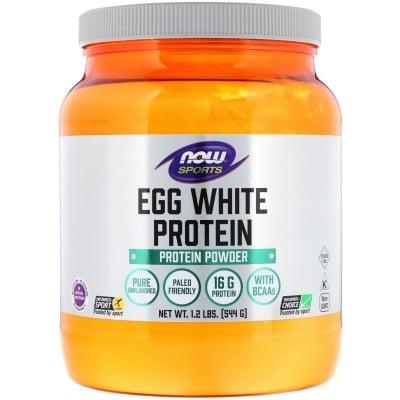 ЯЙЧЕН ПРОТЕИН бавно усвоим нощен протеин * 544 гр., НАУ ФУДС