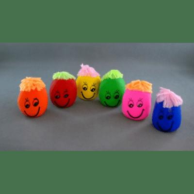 Релаксираща усмихната играчка - премахва стреса при деца и възрастни