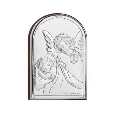 Икона ангели 6- 8,5 см.