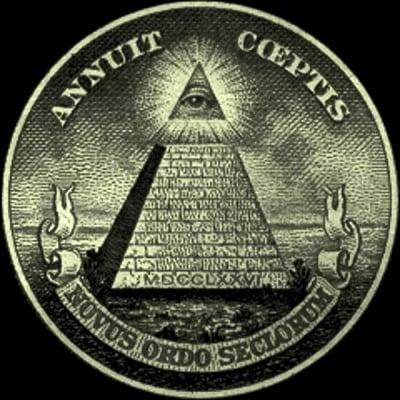 Какво означават скритите символи на банкнотата от един долар
