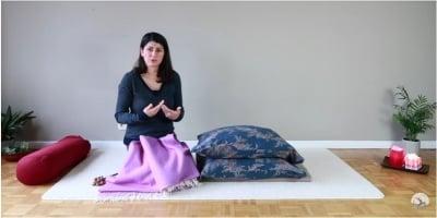 Ин йога - комплекс упражнения при умора през зимния период