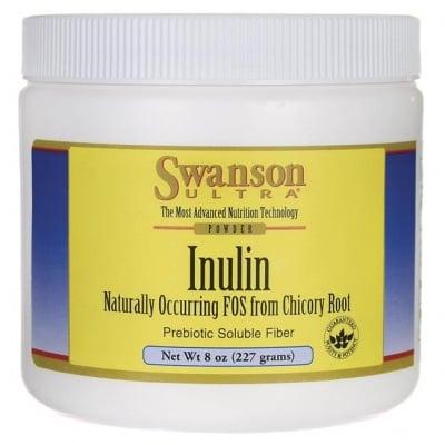 ИНУЛИН - разтворими фибри, подпомага храносмилането - 227 гр.
