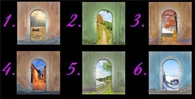 Изберете си врата и разберете какво казва тя за вас и за бъдещето ви
