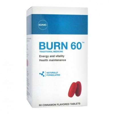 БЪРН термогенна формула  * 60капс., GNC