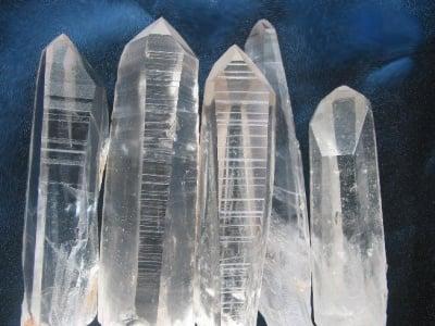 Загадката на Лемурийските кристали