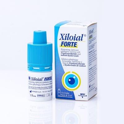 КСИЛОИАЛ ФОРТЕ предпазва очната повърхност - 10 мл., НАТУРФАРМА