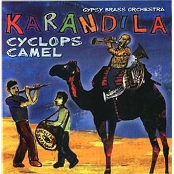 КАРАНДИЛА - CYCLOPS CAMEL - CD, МЕСЕЧИНА МЮЗИК